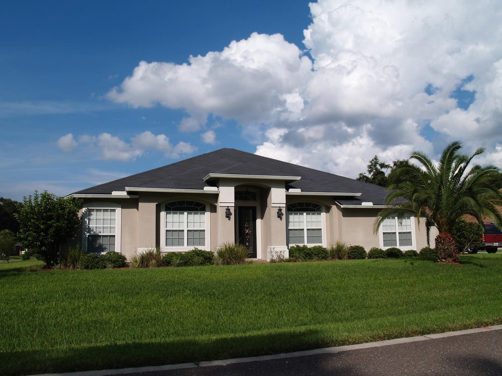 New asphalt shingle roof in Riverview FL